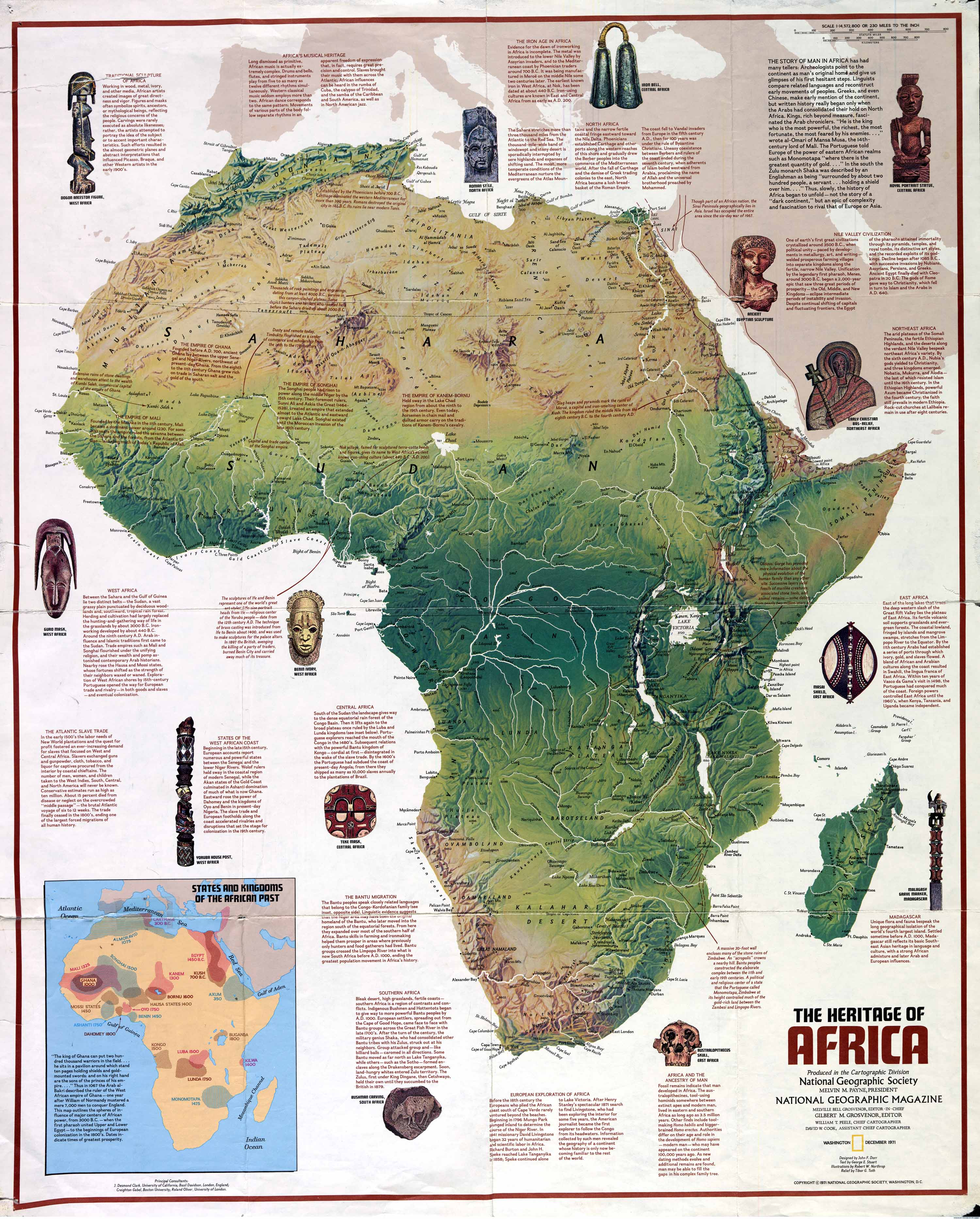 national geographic africa map pdf